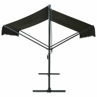 Picture of Free Standing Retractable Awning 10'x10' Patio Awning